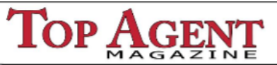 Featured in Top Agent Magazine November 2018!